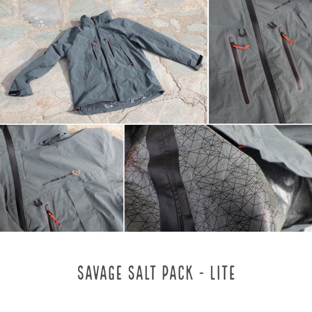 SAVAGE Gear simply SAVAGE Lite Jacket Jacket Angel Jacket Ultra Light /& Comfortable